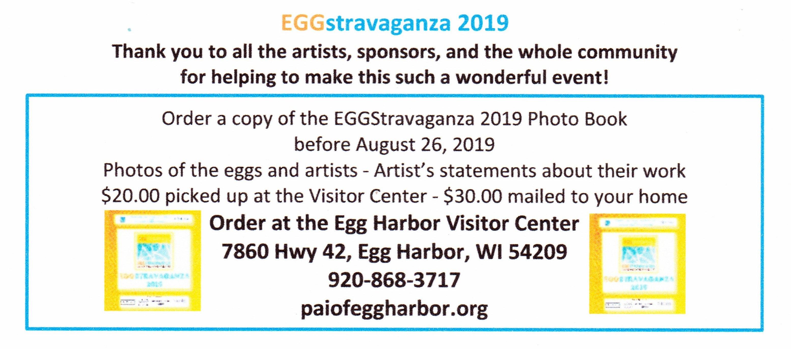 use egg book